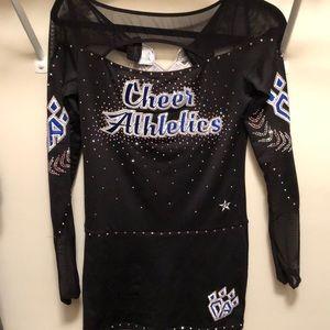 Retired Cheer Athletics Uniform